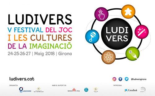 Ludivers, Festival del Joc i les Cultures de la Imaginació a Girona