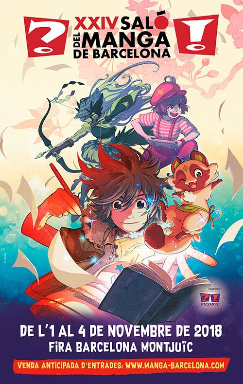 XXIV Saló del Manga de Barcelona