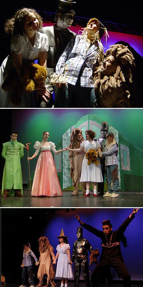 Guanyadors d'una entrada doble per veure 'El meravellós màgic d'Oz' al Teatre Regina