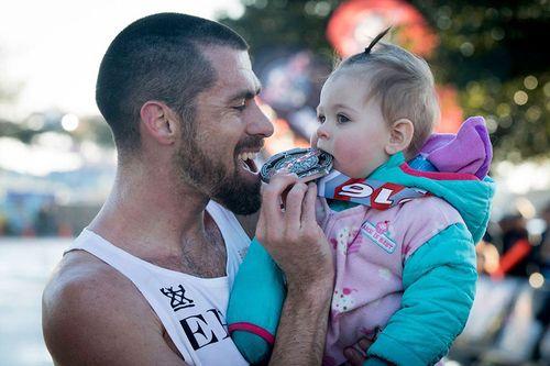 Guanya la mitja marató amb el seu bebè