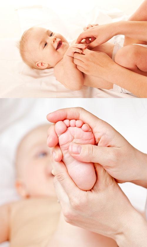 Curs de massatge infantil amb Mimabox