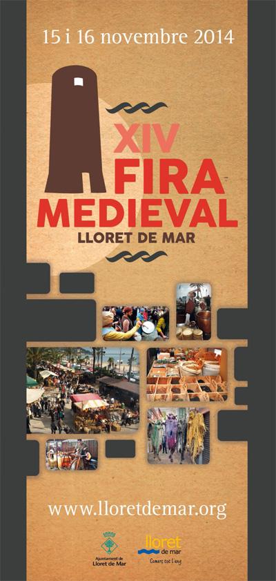 XIV Fira Medieval de Lloret de Mar