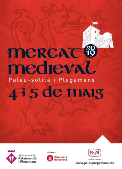 Mercat Medieval de Palau Solità i Plegamans, el Vallès Occidental