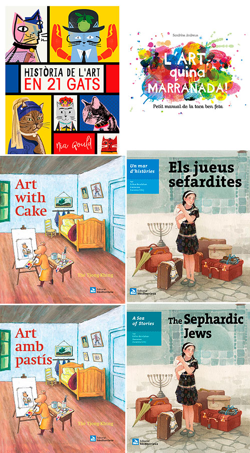 Especial Sant Jordi a Editorial Mediterrània