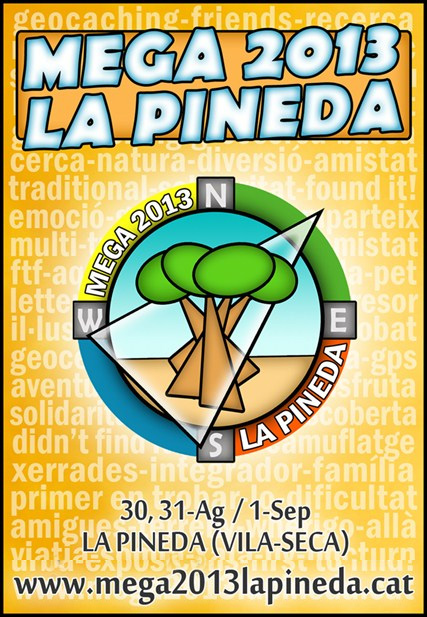Mega 2013 La Pineda