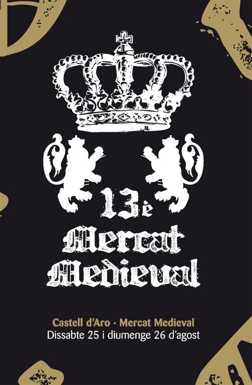13è Mercat Medieval de Castell d'Aro