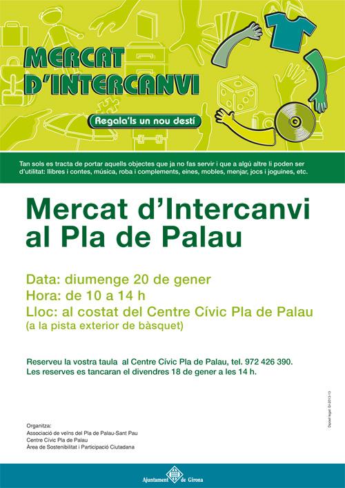 Mercats d'intercanvi a Girona