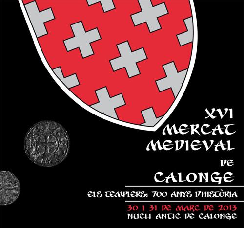 XVI Mercat Medieval de Calonge