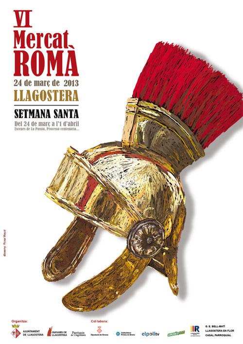 VI Mercat Romà de Llagostera