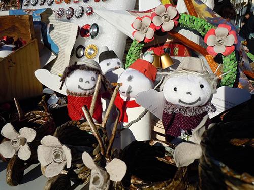 Mercat del Trasto de Badalona, edició Nadal