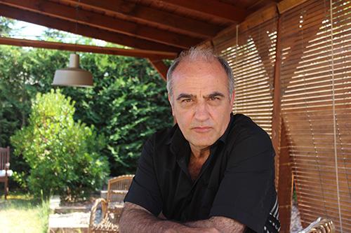 Francesc Orella, actor i protagonista de la sèrie Merlí de TV3