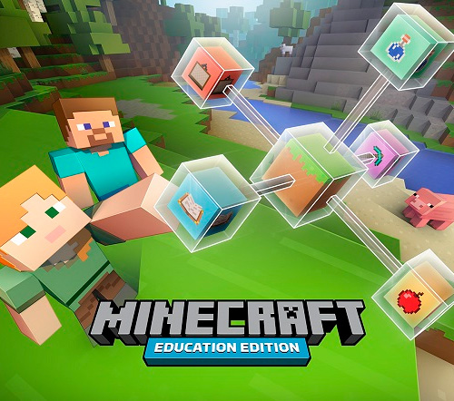 Versió educativa de Minecraft