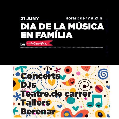 Dia de la Música en Família