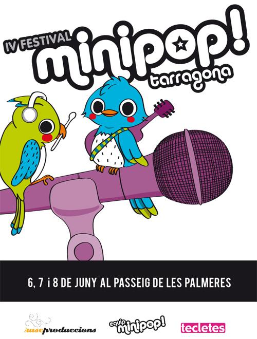 IV Festival Minipop Tarragona