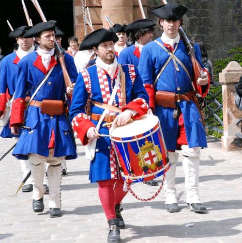 La Festa dels Miquelets 2012