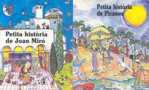 Petita història de Joan Miró, i de Picasso