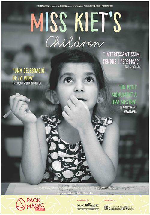 Cinema en català: 'Miss Kiet's Children'