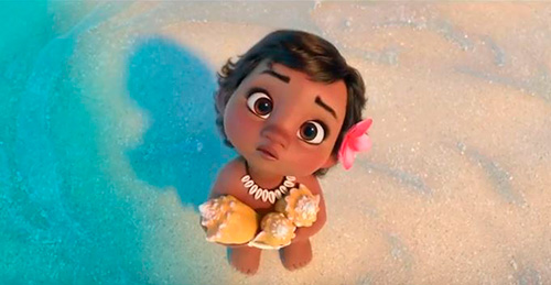 Moana, la nova princesa Disney