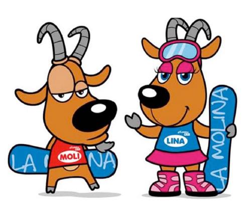 Saps qui són el Moli i la Lina?