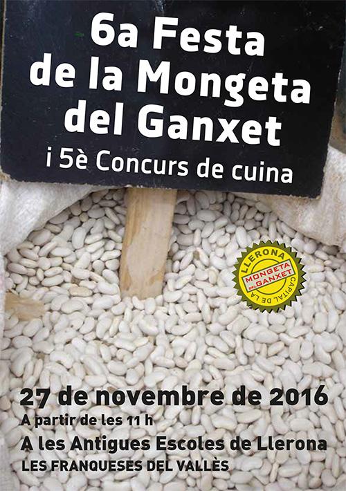 6a Festa de la Mongeta del Ganxet de Llerona