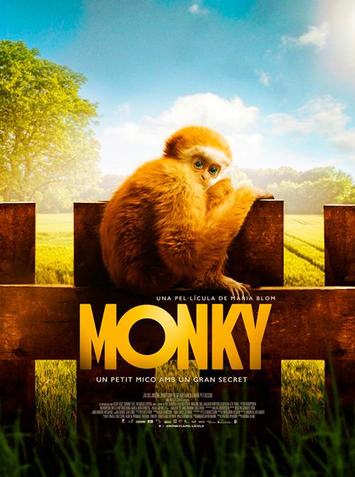 Cinema en català: 'Monky, un petit mico amb un gran secret'