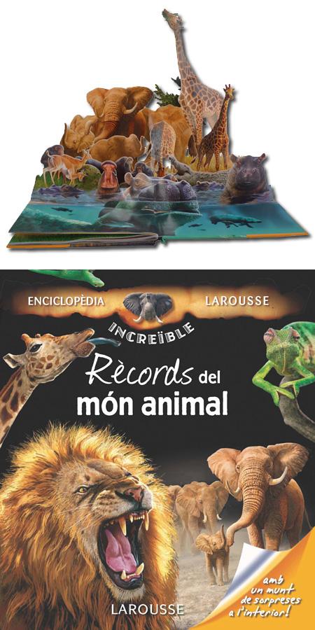 Enciclopèdia Larousse de Rècords del món animal
