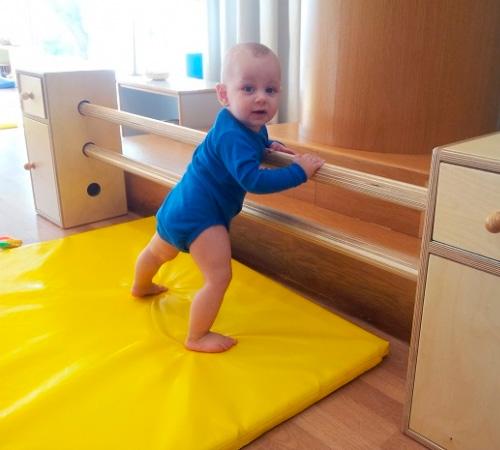 La rebuda del nadó del CCE Montessori-Palau arriba a la sisena edició