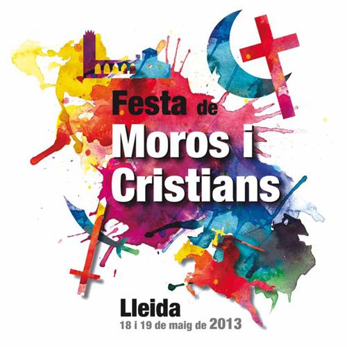 Festa de Moros i Cristians a Lleida
