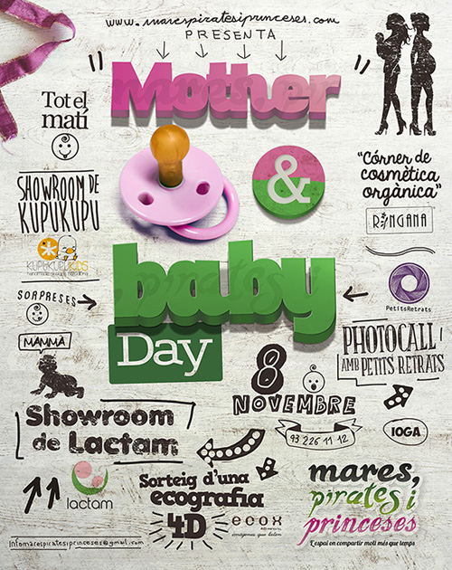 Mother and baby Day