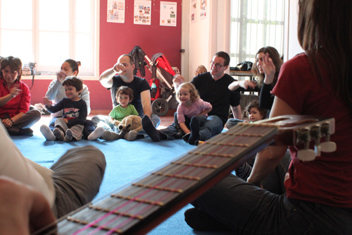 Classes de prova gratuïtes a Music Together!