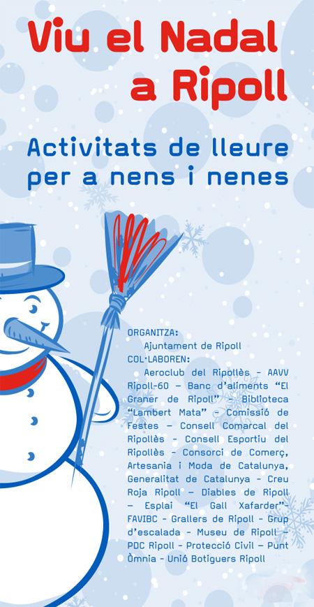 Fira de Nadal a Ripoll