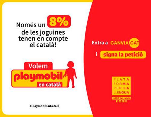 Ara ve Nadal .. i volem joguines en català!