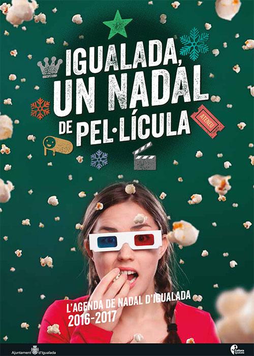 Fira de Nadal a Igualada
