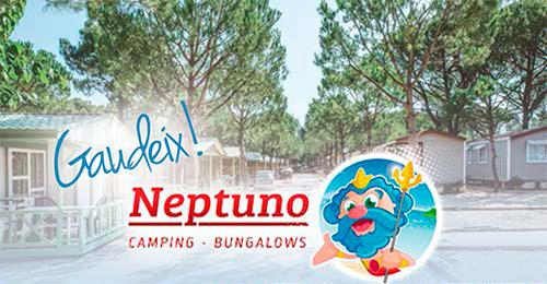 Promoció de Setmana Santa al Càmping Neptuno