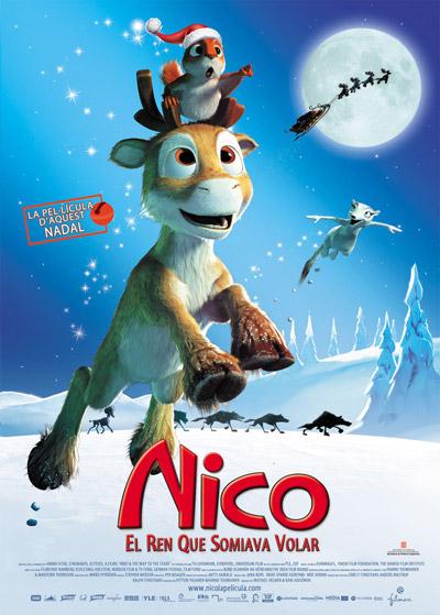Nico, el ren que somiava volar