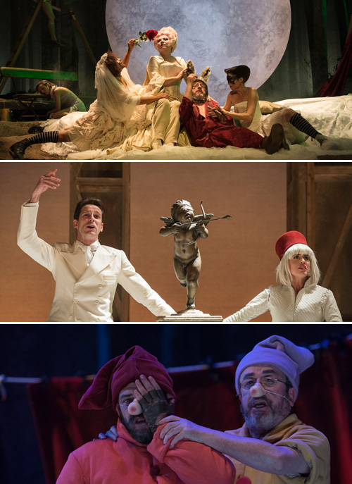 El somni d'una nit d'estiu al Teatre Nacional de Catalunya