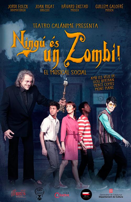 Ningú és un Zombi', al Jove Teatre Regina