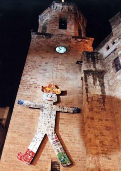 Festa de l'Aixecada del Ninot a Tremp