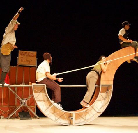 'Do not disturb', al Teatre Auditori de Granollers