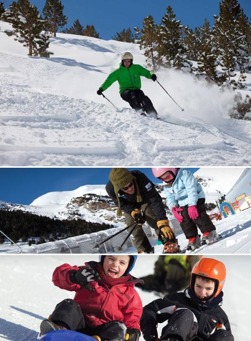 Aquest Nadal, esquia sense límits!