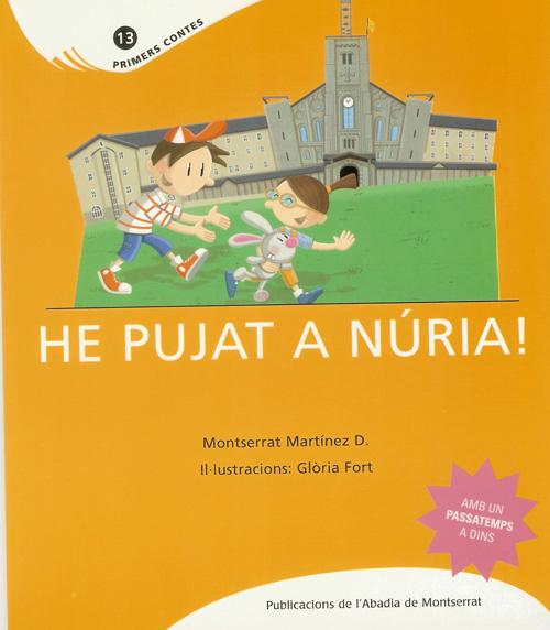 He pujat a Núria!