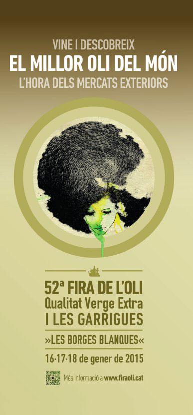 52a Fira de l'Oli de Qualitat Verge Extra i Les Garrigues