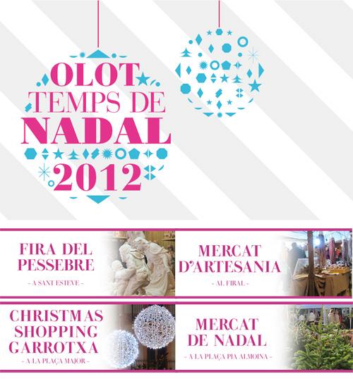 Olot Temps de Nadal 2012
