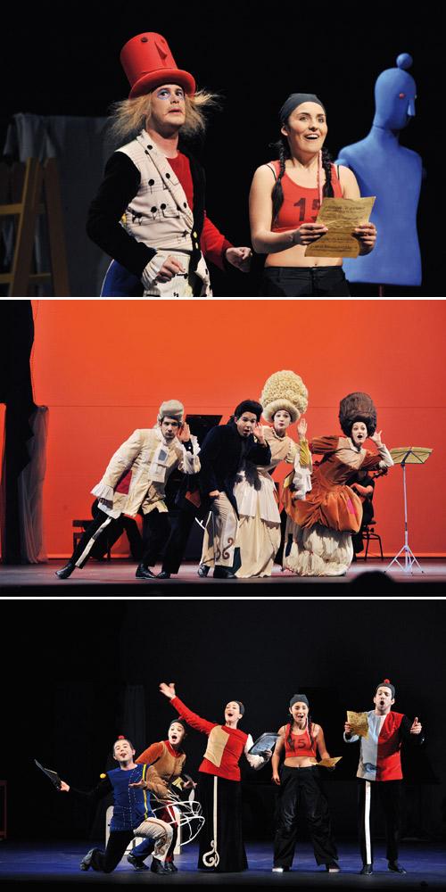 Allegro Vivace': descobrim l'òpera de manera divertida
