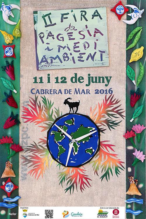II Fira del Pagesia i Medi Ambient a Cabrera de Mar