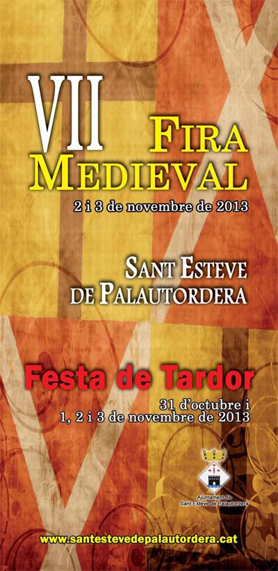 Festa de Tardor i Fira Medieval a Sant Esteve de Palautordera