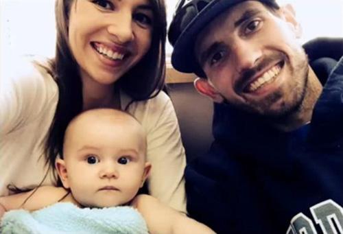 Un pare amb càncer dedica un vídeo al seu nadó abans de morir