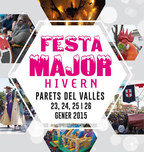 Festa Major d'hivern de Parets del Vallès