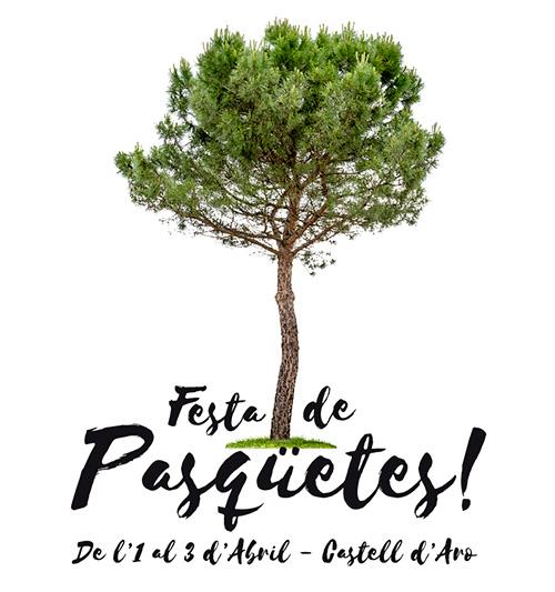 Festa de Pasqà¼etes a Castell d'Aro
