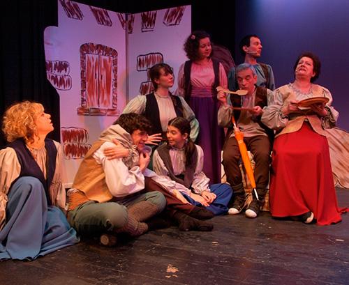 Guanyadors de les invitacions dobles per veure 'Pastorets Superestel' al Teatre Regina